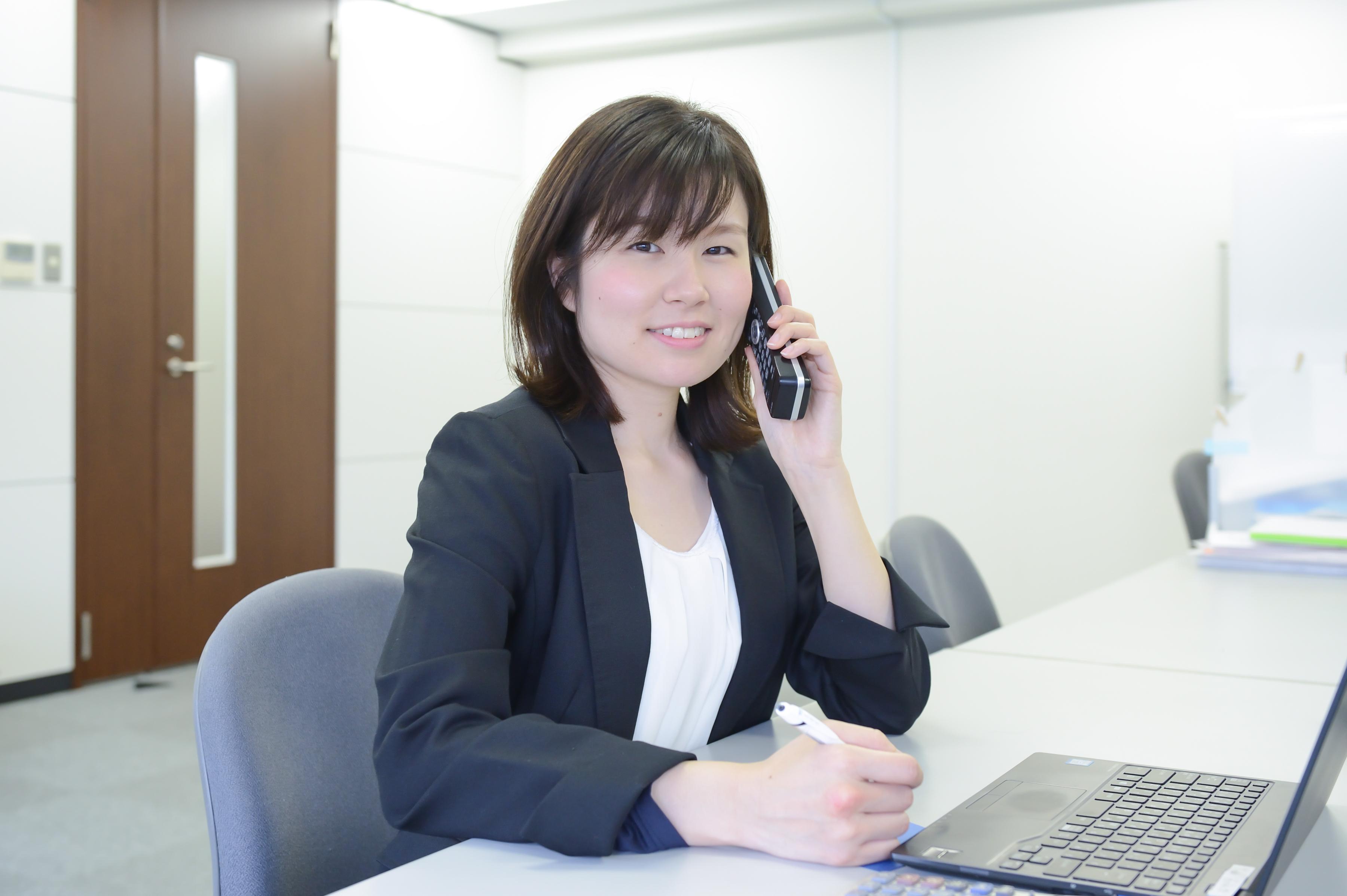 スタッフ 電話対応